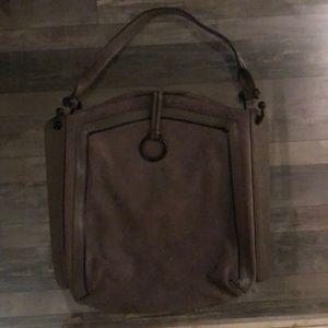 BCBG Grey Bag